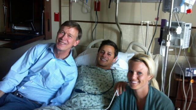 Long road to recovery for WSU grad shot in Colorado massacre