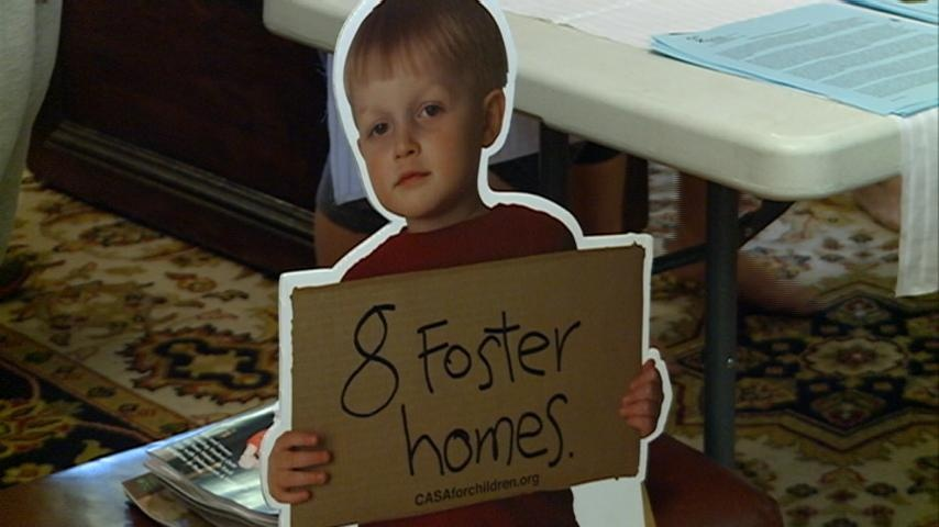 Local program helps children affected by abusive homes