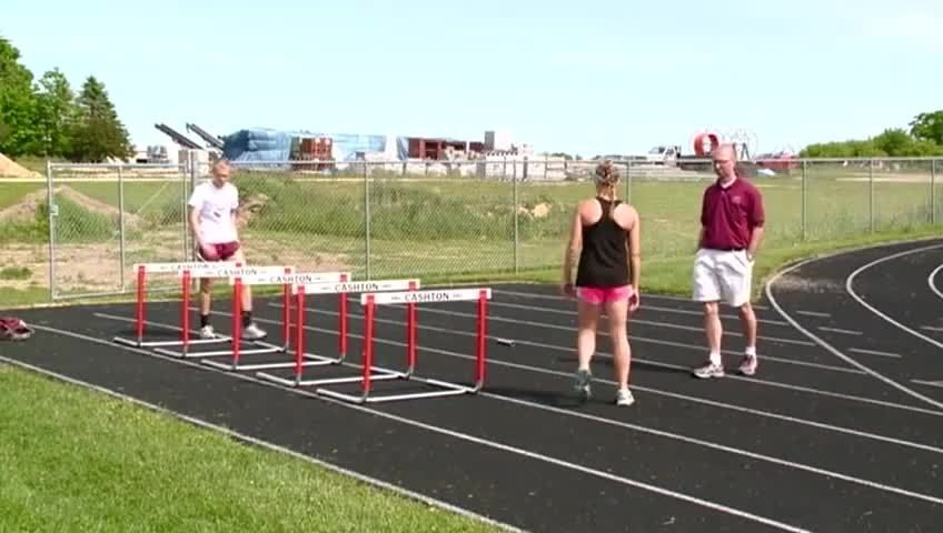 Cashton track and field team recovers after bus struck by drunk driver