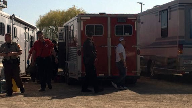 2 sickened by carbon monoxide at Madison horse fair