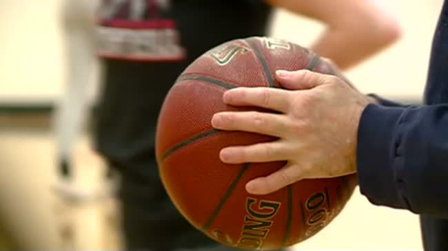 Central girl's basketball team gives back with camp for Riverfront
