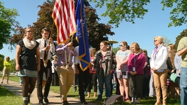 Central High School hosts 93rd Memorial Day ceremony
