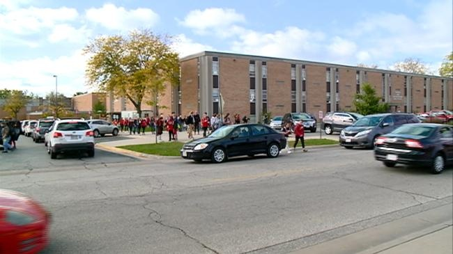 Central High students upset by threat disrupting homecoming