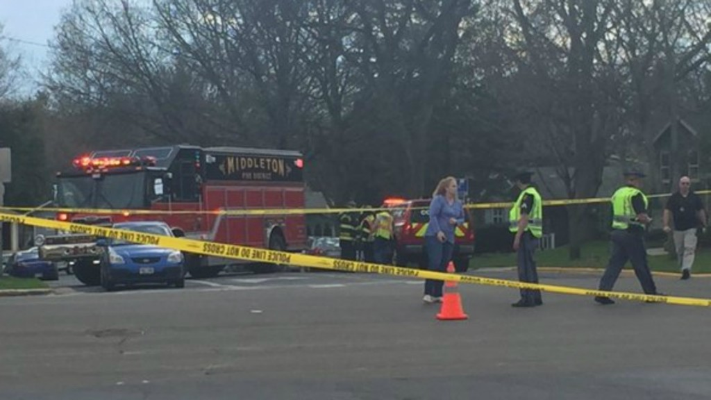 2 Madison girls struck by truck that had fled