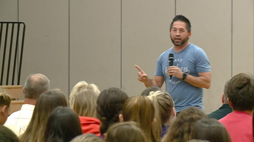Character-building curriculum made possible in local schools thanks to business owners, leaders