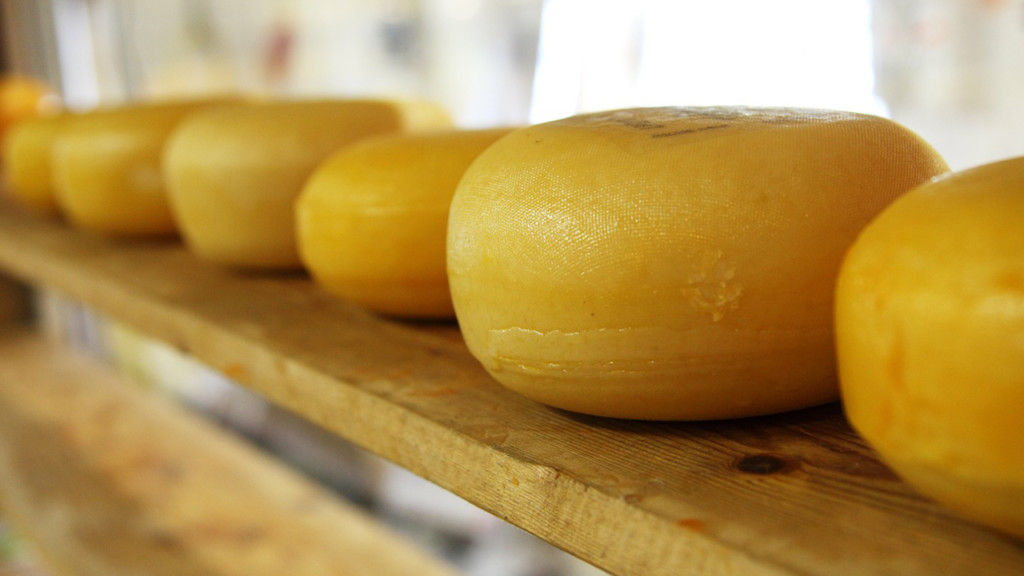 Wisconsin produced record 3.37B pounds of cheese in 2017