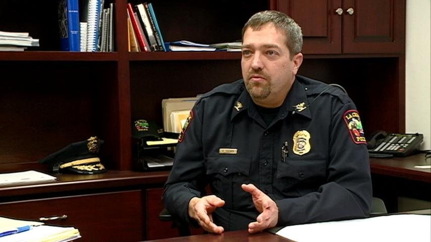 Police Chief talks about drug problem, courts