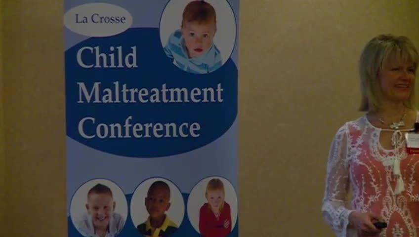Conference brings people together to talk about child abuse
