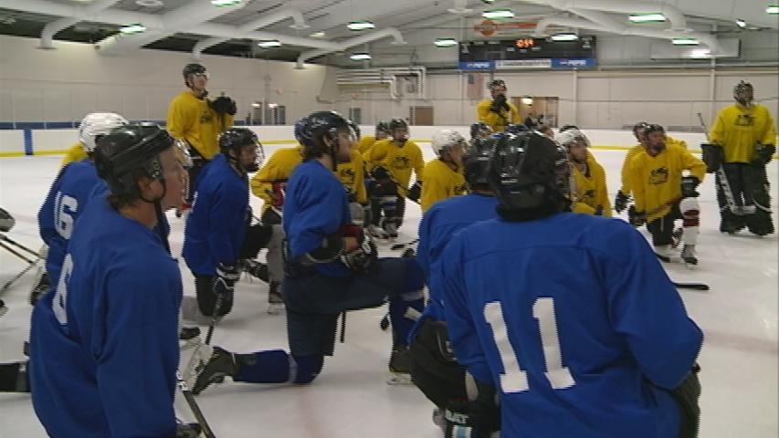 Chill wrap up tryout camp