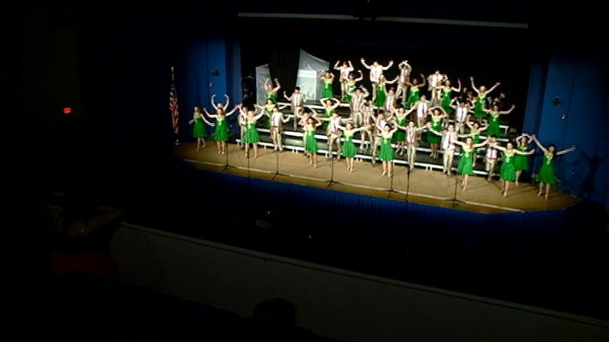 Chocolate Soiree raises money for school show choirs