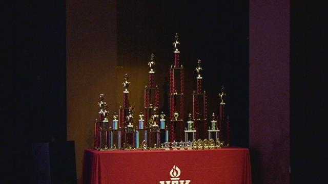 Show choirs in our region face off at Viterbo's Fine Arts Center