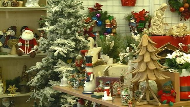 Salvation Army Christmas Boutique Opens for Season