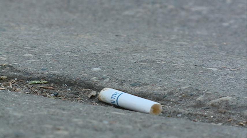 Smokers urged to quit for annual 'Great American Smokeout'