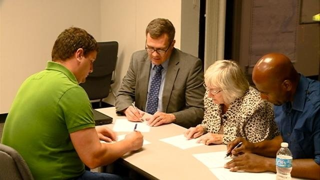 City planning meeting focuses on the future