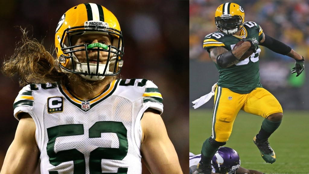 Packers' Matthews, Peppers face suspension