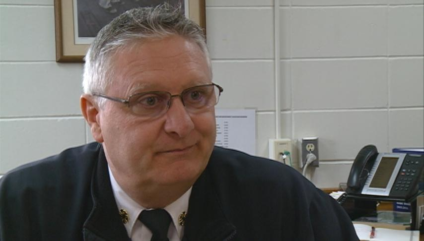 Retiring La Crosse fire chief shares vision for department's future