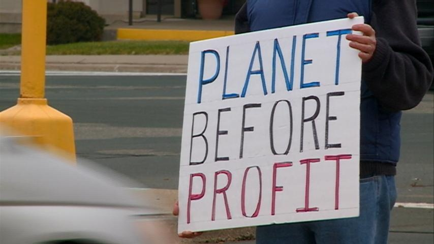 Climate change march raises awareness locally
