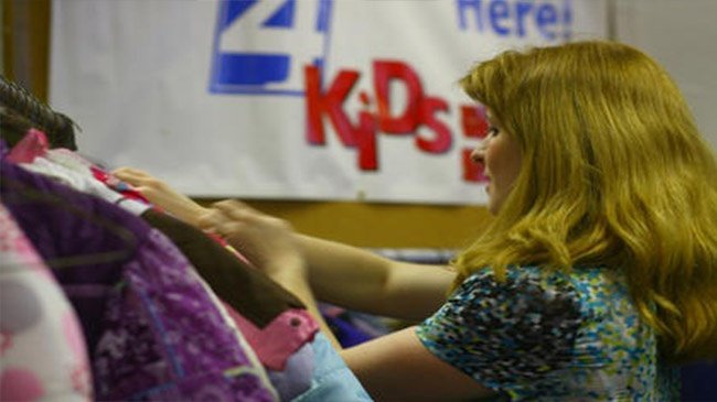 'Coats for Kids' helps area residents stay warm this winter