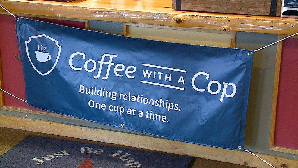 Coffee with a Cop connects community, police in La Crosse