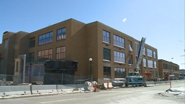 Construction on Western's Coleman Center on schedule