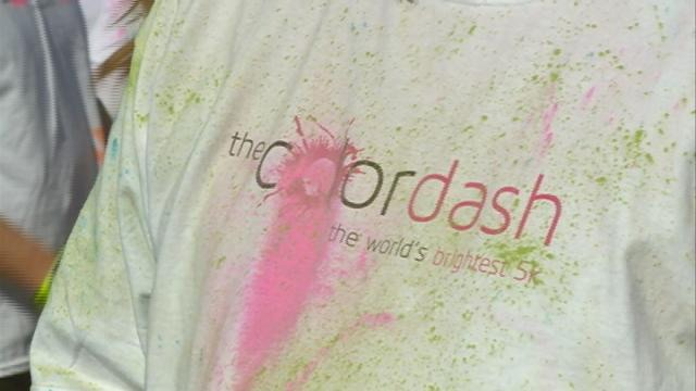 Second annual Color Dash supports programs and services at YMCA