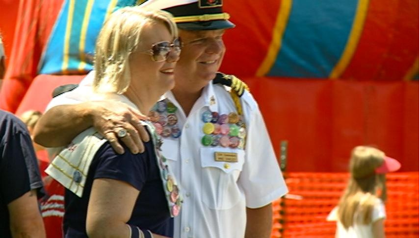 Being the Riverfest commodore