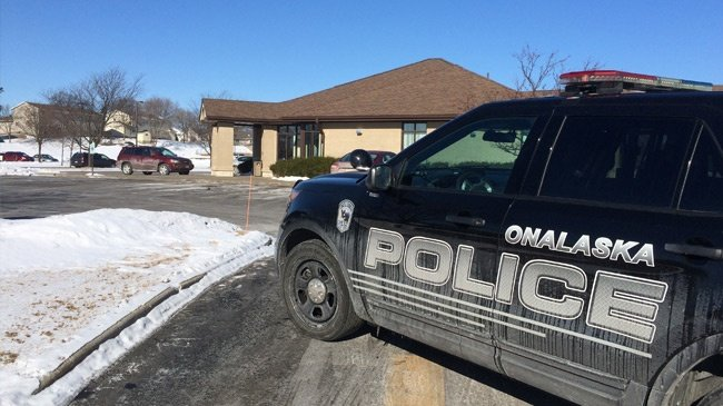 Onalaska credit union robbery suspect pleads not guilty