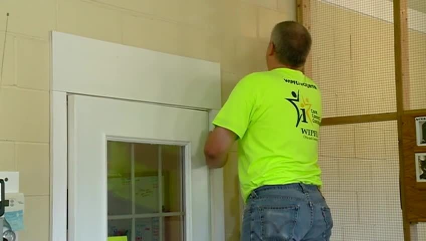 Area firm spends day giving back