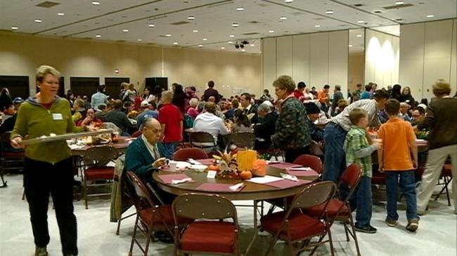 Community Thanksgiving dinner expected to be better than ever