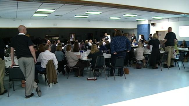 Community forum focuses on people with disabilities