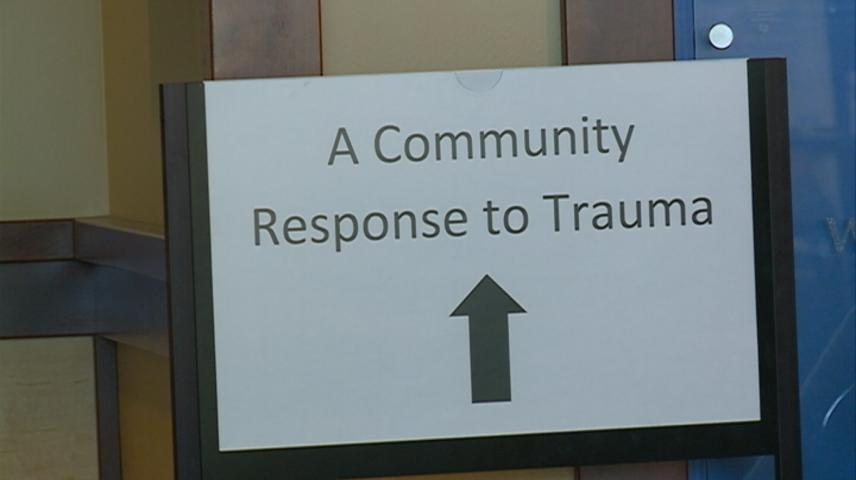La Crosse community leaders, members learn about 'A Community Response to Trauma'