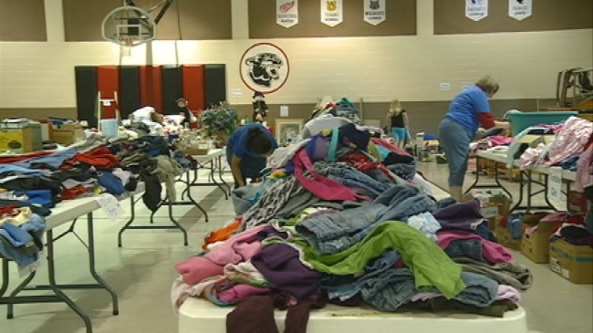 Community rummage sale helps local charities
