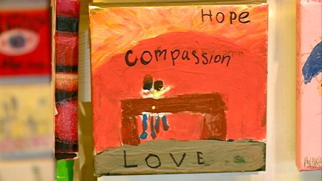 Compassion Project display closes at Pump House