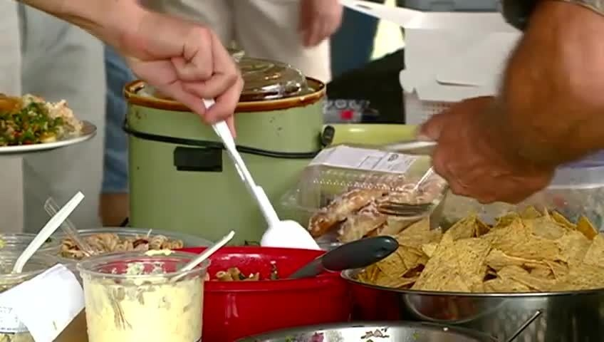 Potluck brings discussion about Minnesota's natural resources