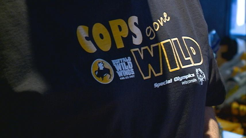 Local police departments go Wild for Special Olympics fundraiser