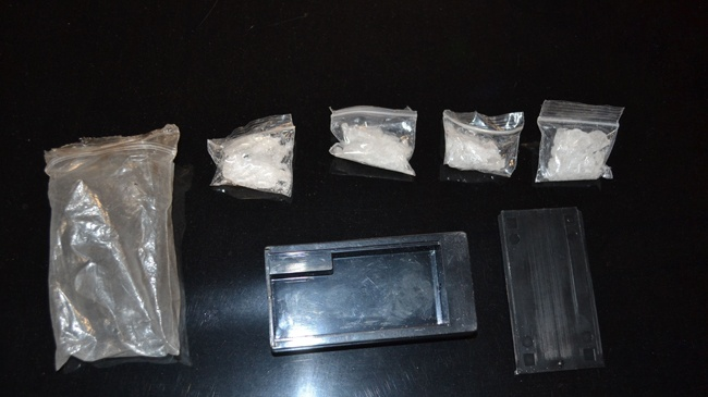Black River Falls woman on probation for drugs, busted with meth
