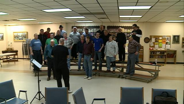 News 8 Eye Piece: Coulee Chordsmen