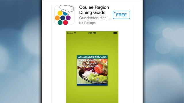 Gundersen Health System unveils new healthy eating app