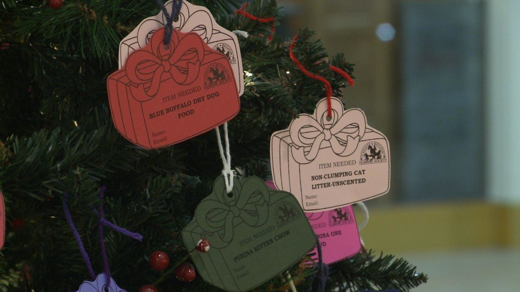 Coulee Region Humane Society has donation opportunities in holiday season