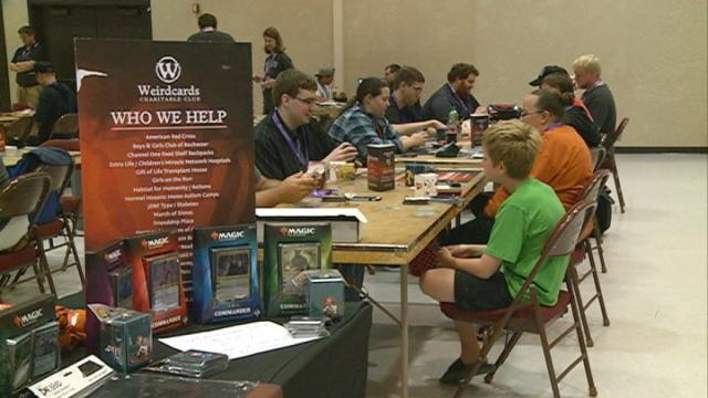 Coulee Con gathers gamers in downtown La Crosse