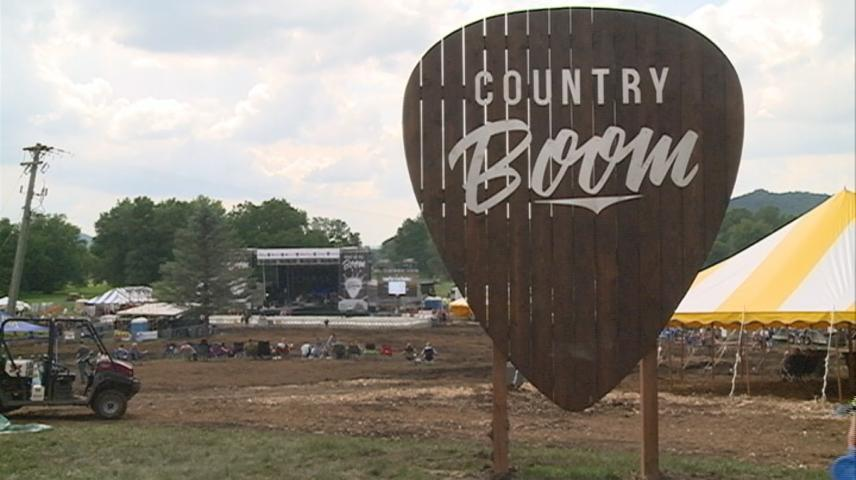 Country Boom festival preparing for year two