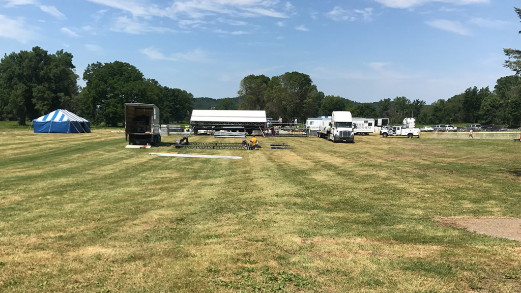 Country Boom Music Festival is about to Start