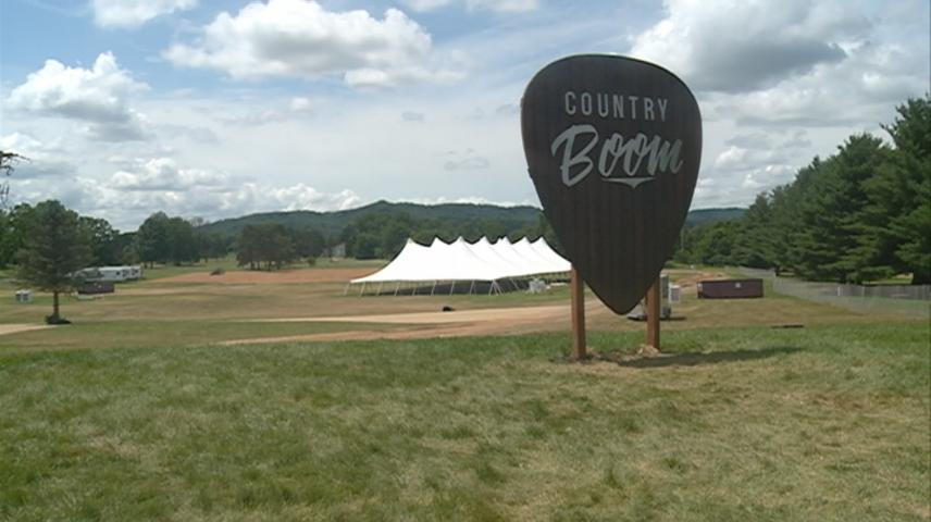 Country Boom looks back on 2nd concert