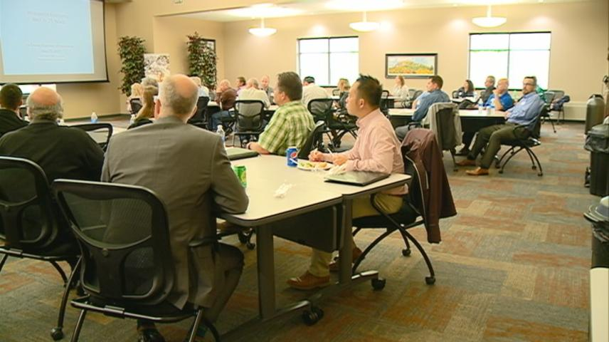 Forum hosted to improve La Crosse County economy