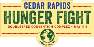 Volunteers now being accepted for Cedar Rapids' Hunger Fight