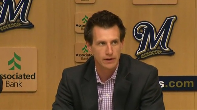 Craig Counsell named new Milwaukee Brewers manager