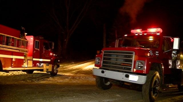 Cause of Barn Fire in Crawford County under investigation