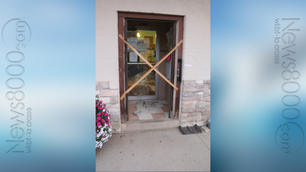 Ontario Police looking for those responsible for damage to cafe