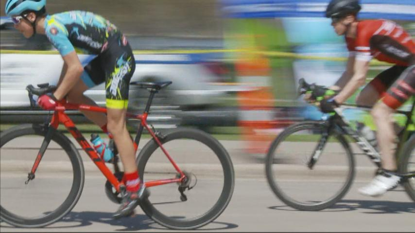 High-speed bike race zips through downtown La Crosse