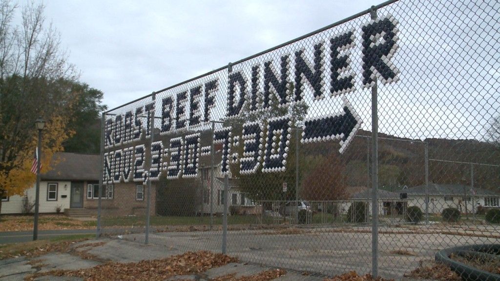 Roast Beef dinner fundraiser to benefit local school